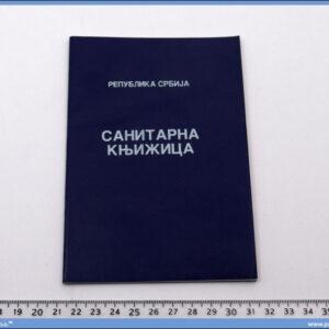 Sanitarna knjižica
