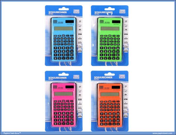Tehnički Kalkulator-Digitron sa funkcijama DG 1010, TTO