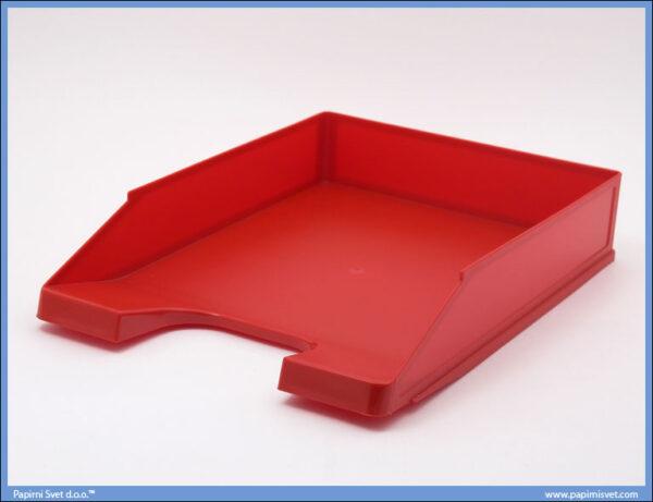 Fiola za dokumenta crvena A4, Office Point