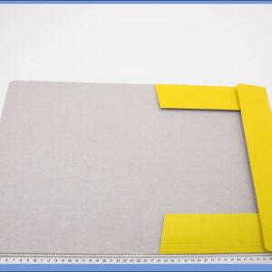 Fascikla kartonska A4 žuta