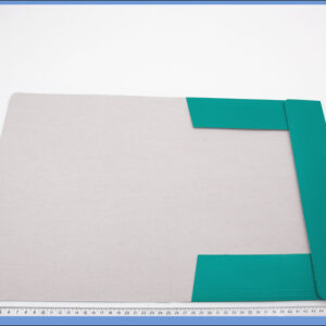 Fascikla kartonska A4 zelena
