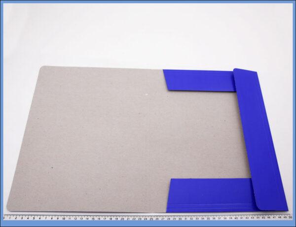 Fascikla kartonska A4 plava