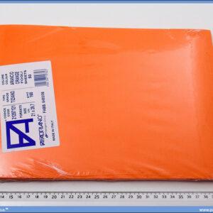 Karton A4 160gr. narandžasti 1/50, Fabriano