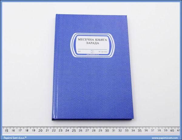 Mesečna knjiga zarada, Karnet, Optimum