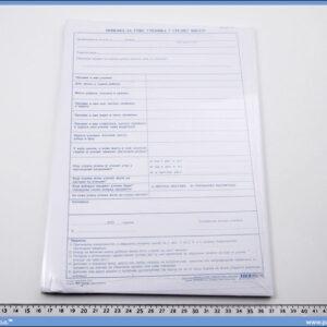 Prijava za upis učenika u srednju školu