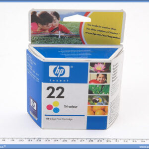 Kertridž za inkjet HP 22 color 5ml.