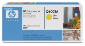 HP Toner žuti Q6002A