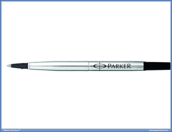 Uložak za parker Roler crni 0.5 F fine, Parker