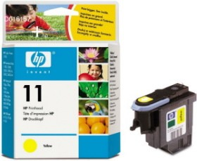 HP No.11 Yellow Printhead za Plot.70/100/110/500/800/815mfp/cp1700 Off. K850,Buss. 1000 [C4813A]