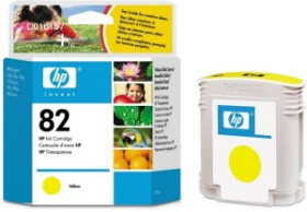 HP No.82 Yellow Ink Cartridge za ploter 500/800/120/815mfp [C4913A]