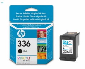 HP No.336 Black Inkjet Print Cartridge (5 ml)(za DeskJet 5440,PhotoSmart,2575,PSC1510) [C9362EE]