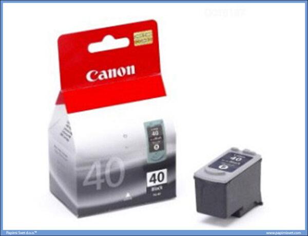 Canon kertridž PG40 Pixma crni