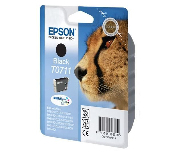 Epson kertridž crni T071140