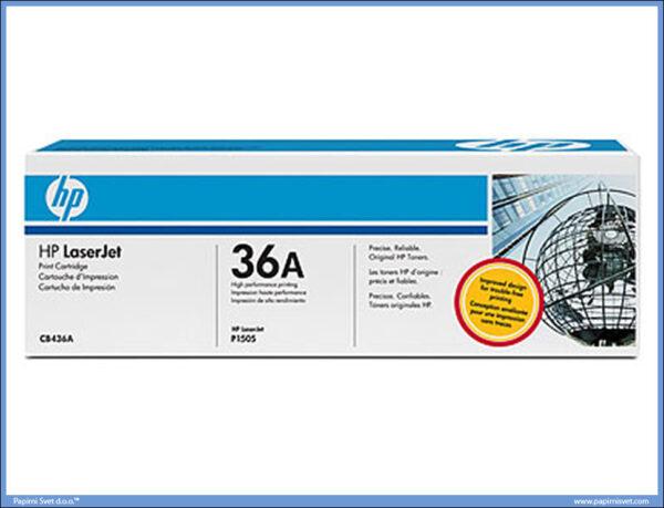 HP toner CB436A 36A
