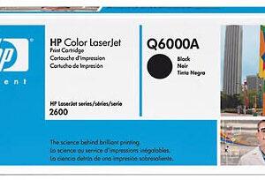 HP toner crni Q6000