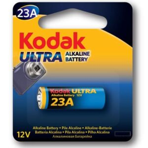 Baterija 23A 12V (za alarmne daljince), Kodak