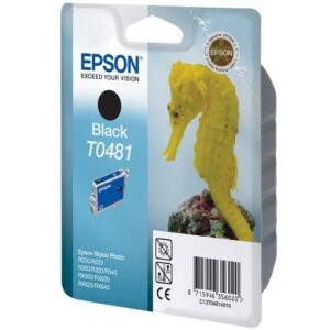 Epson T048140 Black Cartridge