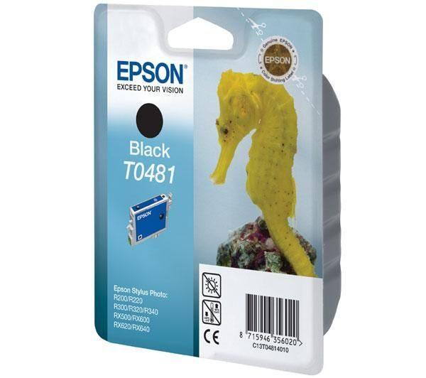 Epson T048140 Black Cartridge