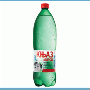 Mineralna voda KNJAZ MILOŠ 6x1.5l PVC