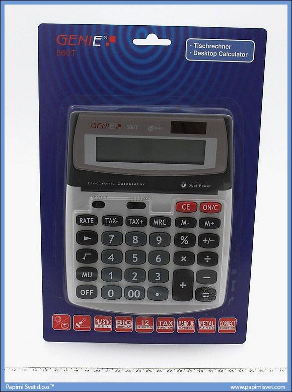 Digitron tj. kalkulator