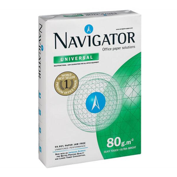 Fotokopir papir A4 80gr 1/500, NAVIGATOR