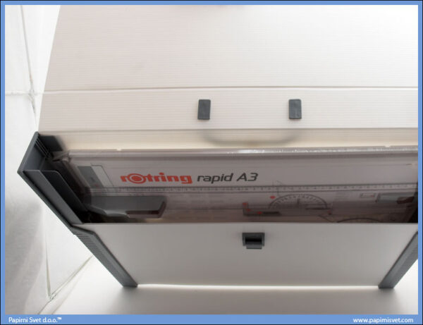 Tabla za tehničko crtanje A3 + torba, Rotring 03