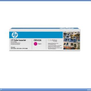 HP toner magenta CB543A