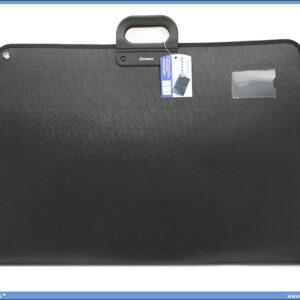 Torba futrola za A2 papire crna
