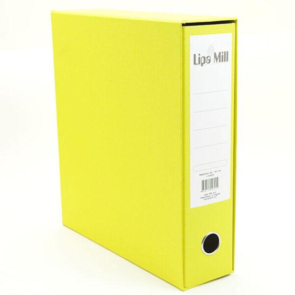 Registrator A4 ŽUTI, Lipa Mill
