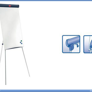Flipchart-whiteboard tabla Barracuda 1901916 01