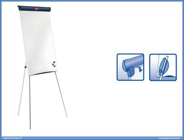 Flipchart-whiteboard tabla Barracuda 1901916 01
