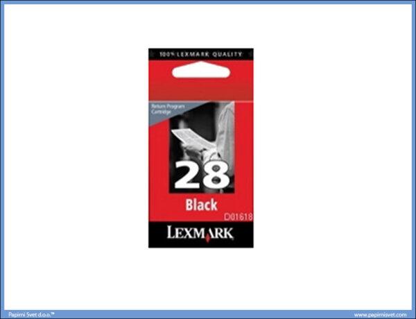Lexmark cart. 018C1428E No. 28