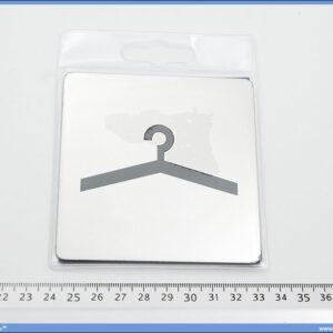 Piktogram garderoba