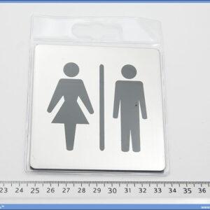 Piktogram Toalet