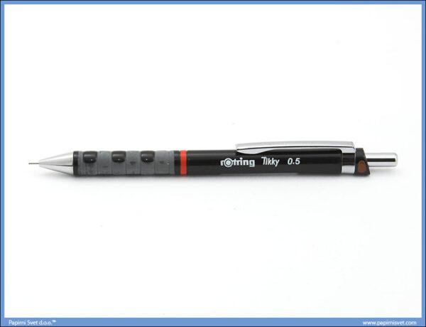 Tehnička olovka 0.5 Tikky crna, Rotring