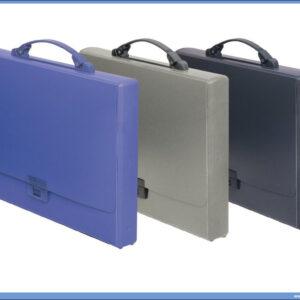 Torba-fascikla PVC A4 A1282-2, Comix