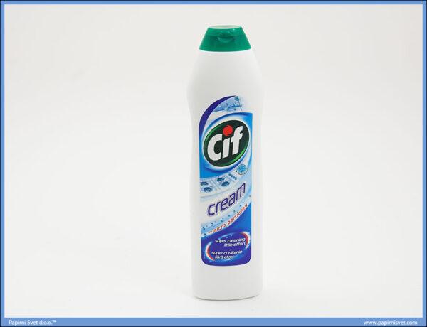 Sredstvo za čišćenje abrazivno 500ml CIF