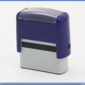 Pečat automatski pravougaoni 20x49mm Printy