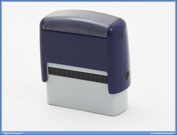 Pečat automatski pravougaoni 24x59mm Printy