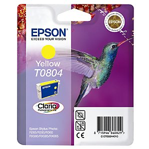 Epson T080440 Yellow-Žuti Cartridge (C13T08044010)