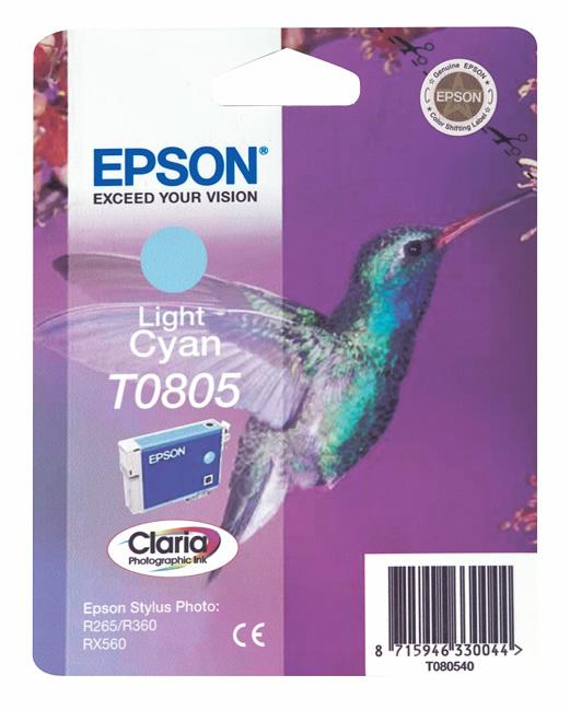 Epson T080540 Light Cyan-Svetlo plavi Cartridge (C13T08054010)
