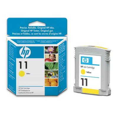HP 2200C/2250 Yellow-Žuti Cartridge (C4838AE, HP 11)