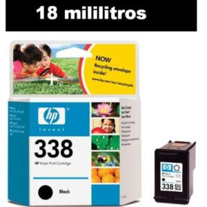 HP C8765EE Light User Black Cartridge (HP 338)