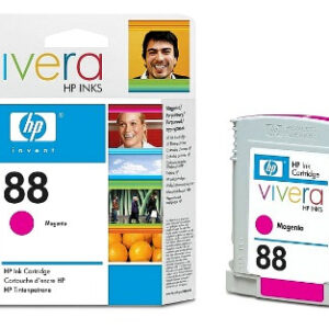 HP C9387AE Magenta Cartridge (HP 88)