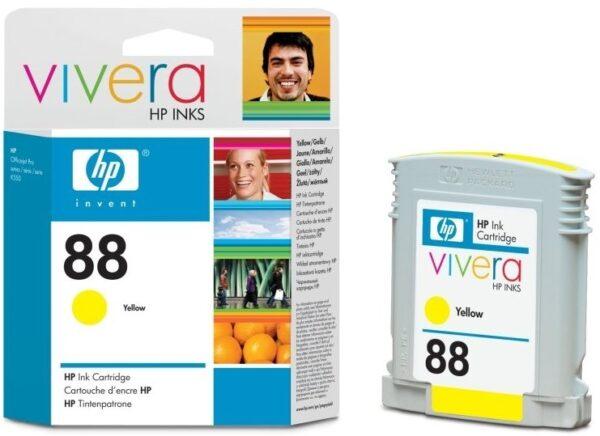 HP C9388AE Yellow Cartridge (HP 88)