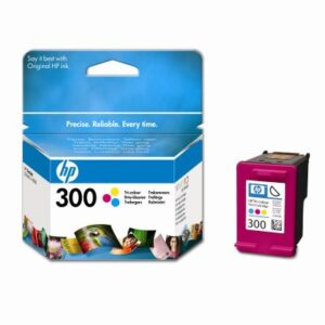 HP CC643EE Colour Ink Cartridge (HP 300)