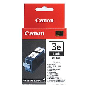 Canon BCI3EBK Black Ink Tank (4479A002)