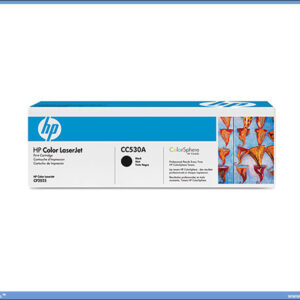 HP toner CC530a crni