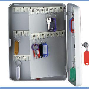 Metalni ormarić-kaseta za 40 ključa