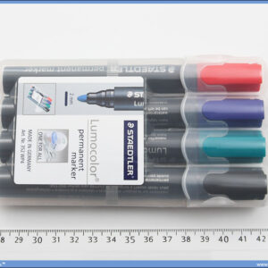Markeri permanentni 1/4 2mm, Staedtler